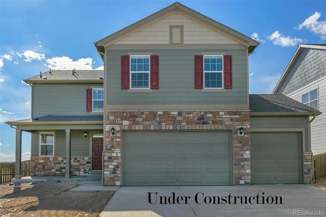 156 Hidden Lake Drive, Severance, CO 80550 (#5817879) :: HomeSmart