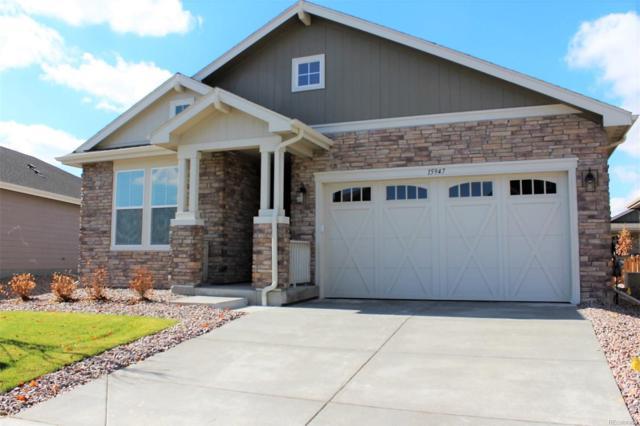 15947 Clayton Street, Thornton, CO 80602 (MLS #5817966) :: Kittle Real Estate