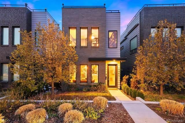 3243 Lawrence Street, Denver, CO 80205 (#5818014) :: HomeSmart
