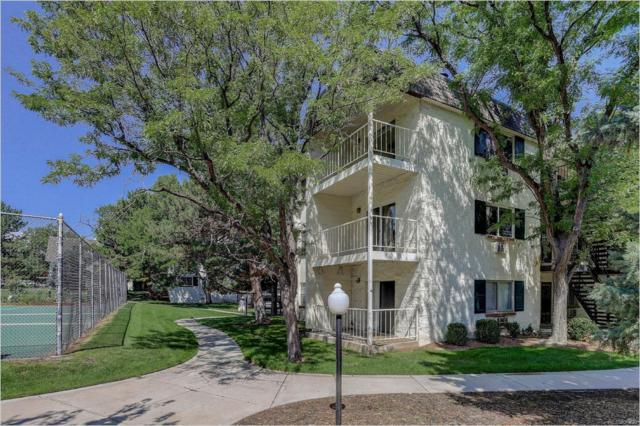2225 S Jasmine Street #217, Denver, CO 80222 (#5818290) :: Colorado Home Finder Realty