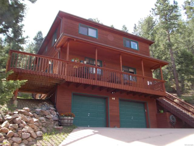 44 Lookout Drive, Lyons, CO 80540 (MLS #5818360) :: 8z Real Estate