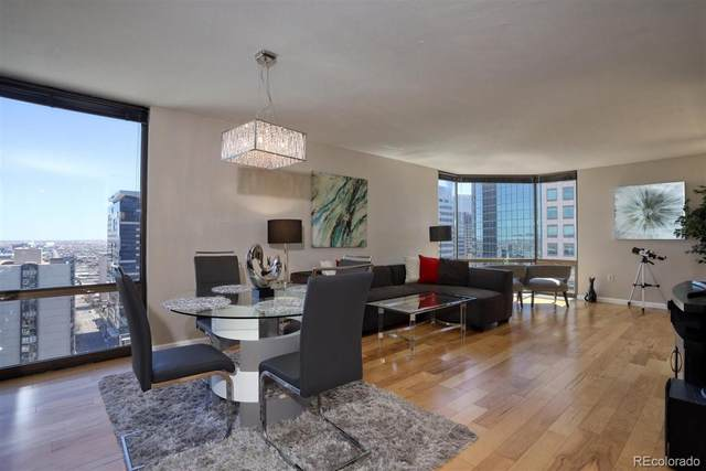 1625 Larimer Street #2905, Denver, CO 80202 (#5818707) :: Wisdom Real Estate
