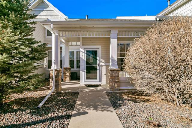 8300 Fairmount Drive T103, Denver, CO 80247 (#5819301) :: The DeGrood Team