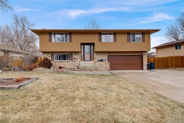 11851 W 70th Place, Arvada, CO 80004 (#5819490) :: The HomeSmiths Team - Keller Williams