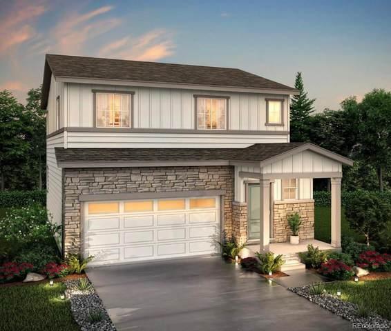 5327 Blue Lunar Lane, Castle Rock, CO 80104 (MLS #5819697) :: 8z Real Estate
