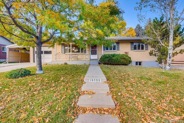 13399 W 23rd Place, Golden, CO 80401 (MLS #5819773) :: 8z Real Estate