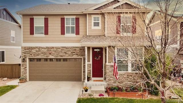 5808 Raleigh Circle, Castle Rock, CO 80104 (#5819956) :: Briggs American Properties