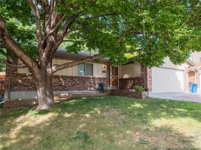 2309 S Eldridge Street, Lakewood, CO 80228 (#5820106) :: iHomes Colorado