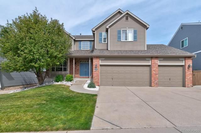 3416 Hawthorne Drive, Highlands Ranch, CO 80126 (MLS #5820125) :: Kittle Real Estate