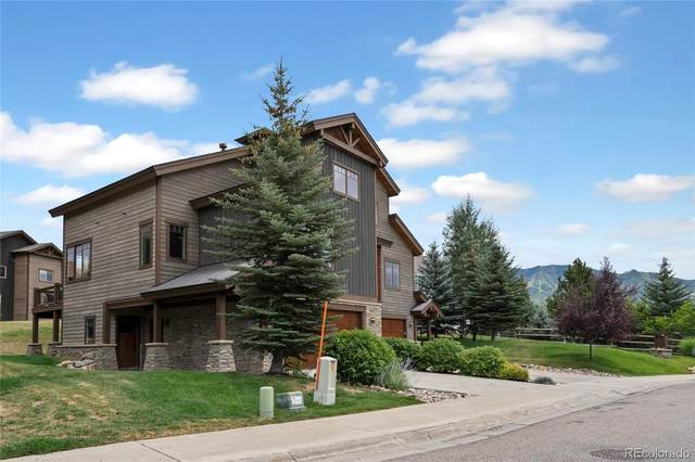 216 Willett Heights Trail #5, Steamboat Springs, CO 80487 (#5820200) :: Berkshire Hathaway HomeServices Innovative Real Estate