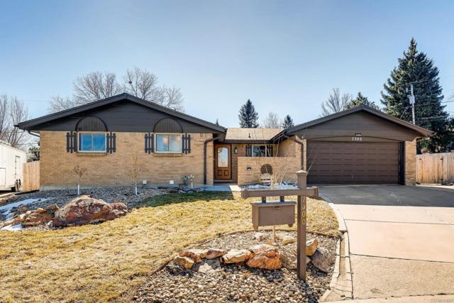 7300 W 74th Place, Arvada, CO 80003 (MLS #5820329) :: 8z Real Estate