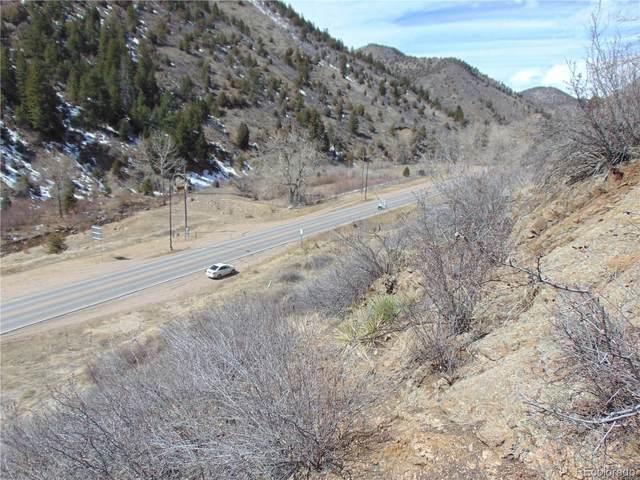 Colorado Hwy 119, Black Hawk, CO 80401 (MLS #5820375) :: 8z Real Estate