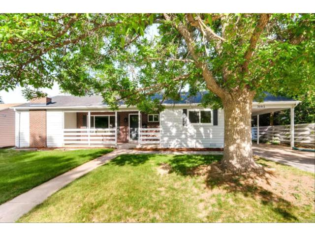 3082 S Harrison Street, Denver, CO 80210 (#5820488) :: Wisdom Real Estate