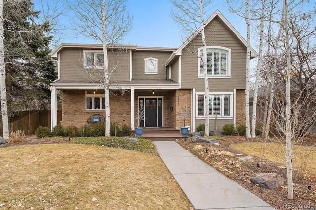 2580 S Fillmore Street, Denver, CO 80210 (MLS #5820531) :: Stephanie Kolesar
