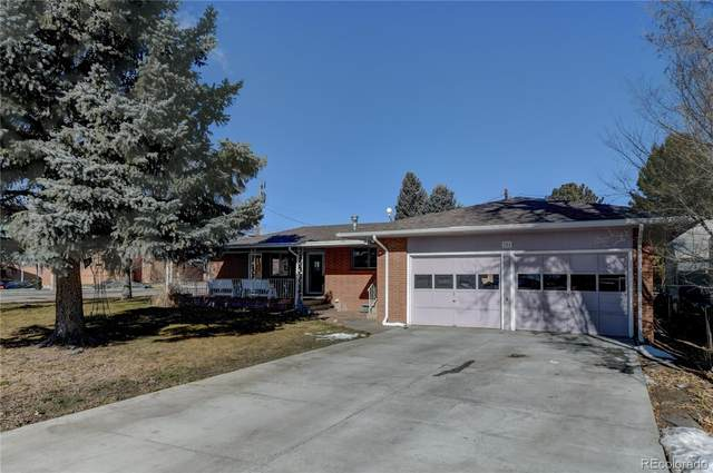301 10th Street, Gilcrest, CO 80623 (#5821249) :: The Dixon Group
