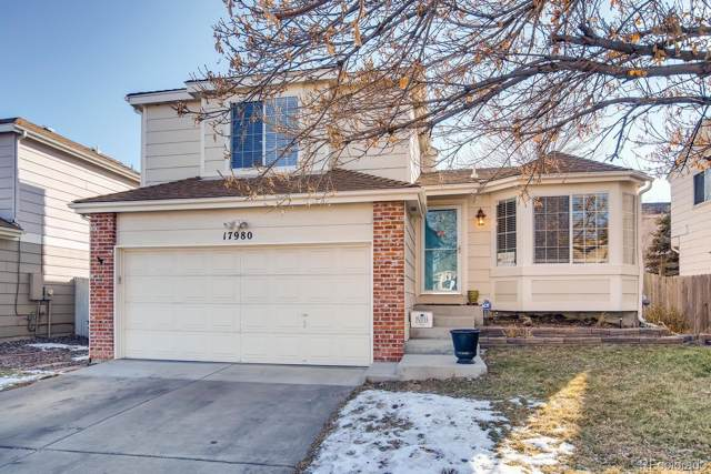 17980 E Brown Place, Aurora, CO 80013 (MLS #5821689) :: Keller Williams Realty