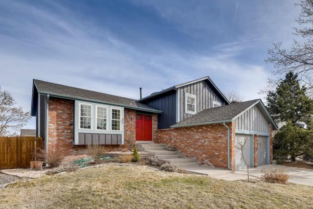 6431 E Mineral Place, Centennial, CO 80112 (#5822742) :: Bring Home Denver