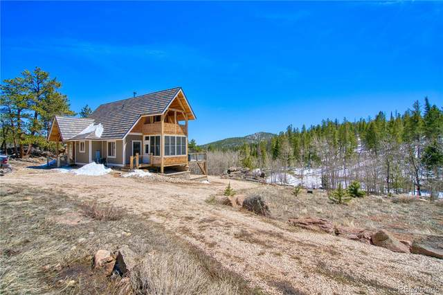 47 Choctaw Drive, Red Feather Lakes, CO 80545 (#5823733) :: Mile High Luxury Real Estate
