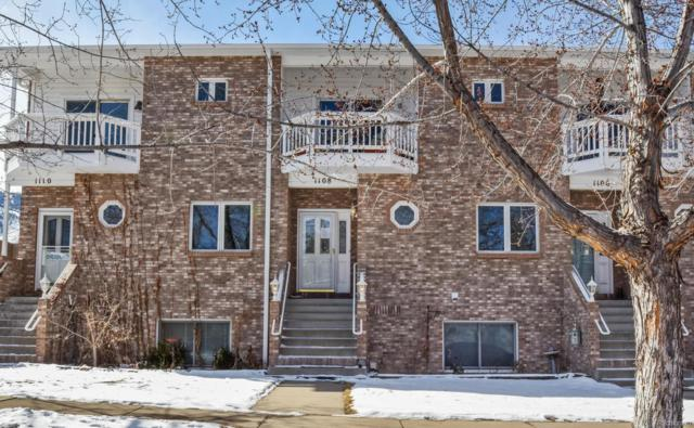 1108 Maple Street #2, Golden, CO 80401 (#5824164) :: The Peak Properties Group