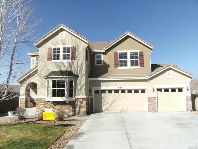 4183 Aspenmeadow Circle, Highlands Ranch, CO 80130 (#5824235) :: The Peak Properties Group