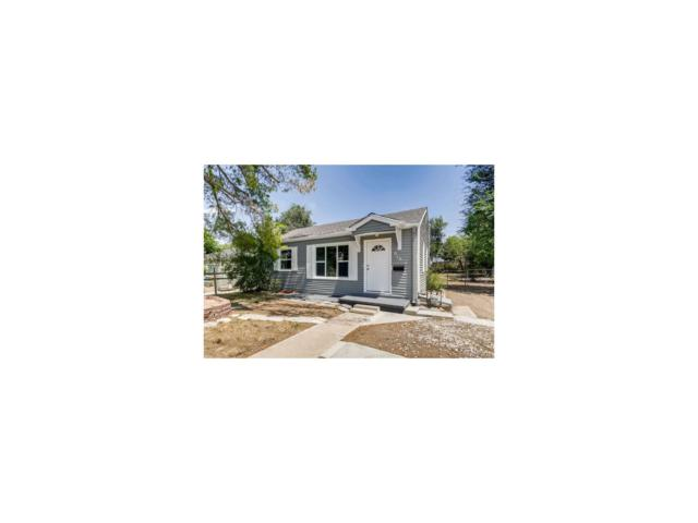 916 Meade Street, Denver, CO 80204 (MLS #5824352) :: 8z Real Estate