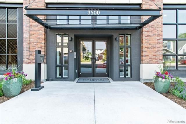 3500 S Corona Street #208, Englewood, CO 80113 (#5824593) :: Finch & Gable Real Estate Co.