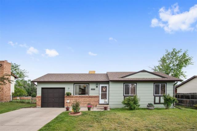 16594 E Bails Place, Aurora, CO 80017 (#5824973) :: My Home Team