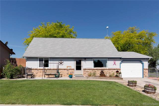 701 2nd Street, Kersey, CO 80644 (MLS #5825154) :: 8z Real Estate