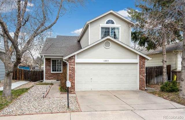 12815 E Wyoming Place, Aurora, CO 80012 (#5825363) :: The Harling Team @ HomeSmart
