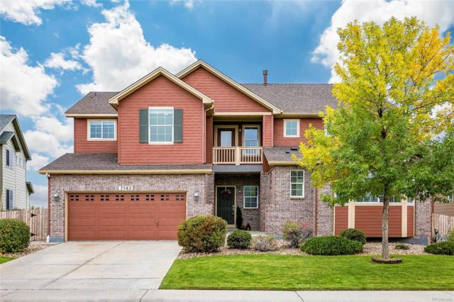 7582 E 121st Drive, Thornton, CO 80602 (#5825793) :: The Peak Properties Group