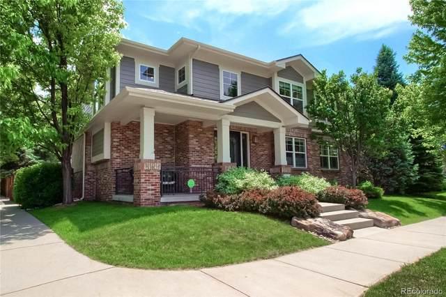 8094 E Bayaud Avenue, Denver, CO 80230 (#5826288) :: The Griffith Home Team