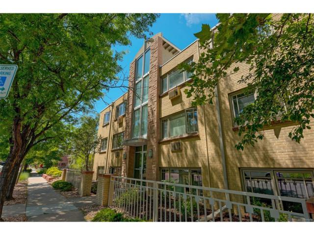 969 S Pearl Street #208, Denver, CO 80209 (MLS #5827044) :: 8z Real Estate
