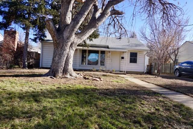 1120 Beeler Street, Aurora, CO 80010 (MLS #5827084) :: Keller Williams Realty