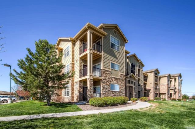 17443 Nature Walk Trail #208, Parker, CO 80134 (#5827285) :: The DeGrood Team