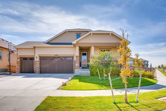 16976 E 111th Avenue, Commerce City, CO 80022 (MLS #5827595) :: 8z Real Estate