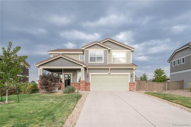 288 Stockwell Street, Castle Rock, CO 80104 (MLS #5827899) :: Bliss Realty Group