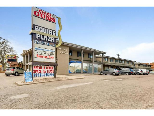 8525 W Colfax Avenue, Lakewood, CO 80215 (MLS #5827931) :: 8z Real Estate