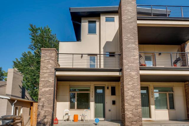 1358 Perry Street, Denver, CO 80204 (MLS #5827973) :: The Biller Ringenberg Group