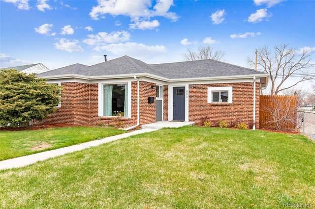 880 S Dale Court, Denver, CO 80219 (#5827986) :: Wisdom Real Estate