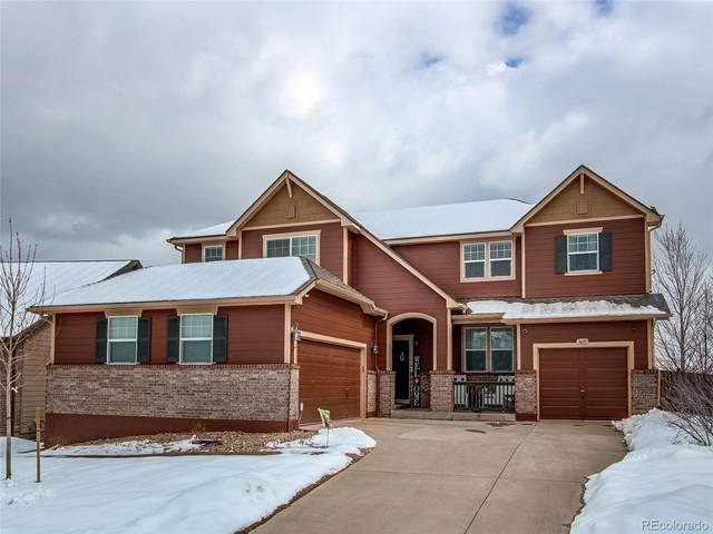 3605 Golden Spur Loop, Castle Rock, CO 80108 (#5828025) :: Colorado Home Finder Realty