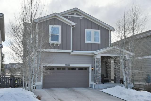 23846 Eagle Bend Lane, Parker, CO 80138 (#5828301) :: Bring Home Denver