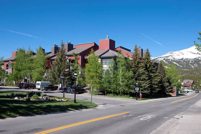 107 N Harris Street #310, Breckenridge, CO 80424 (MLS #5828567) :: Colorado Real Estate : The Space Agency