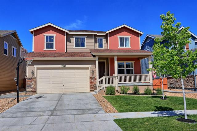 17025 Melody Drive, Broomfield, CO 80023 (#5828943) :: The Heyl Group at Keller Williams