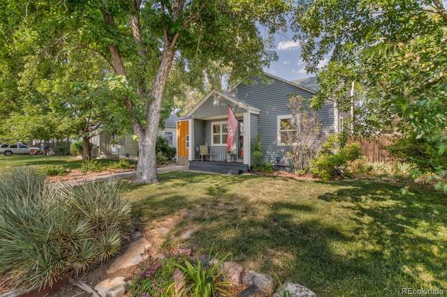 4354 S Galapago Street, Englewood, CO 80110 (#5829014) :: The Griffith Home Team