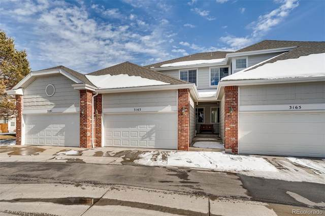 3163 Newport Circle, Castle Rock, CO 80104 (#5829047) :: The Heyl Group at Keller Williams