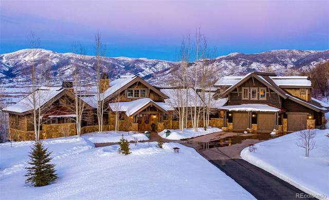30650 Marshall Ridge Road, Steamboat Springs, CO 80487 (#5829986) :: Venterra Real Estate LLC