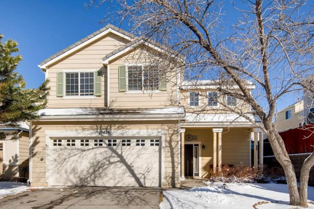 19424 E Hollow Creek Drive, Parker, CO 80134 (#5830384) :: The Griffith Home Team
