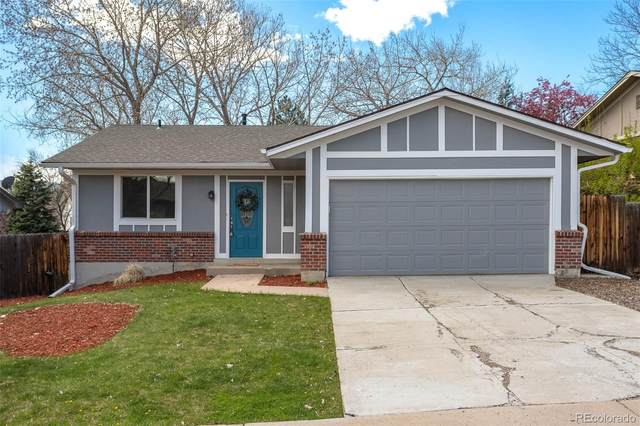 2121 S Devinney Street, Lakewood, CO 80228 (#5830653) :: Chateaux Realty Group