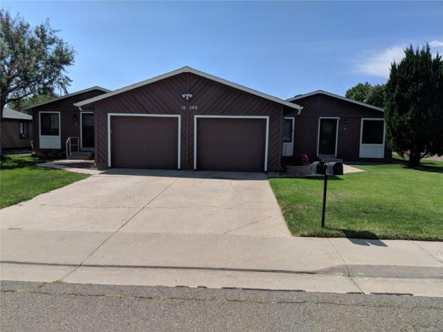 10590 W 64th Place, Arvada, CO 80004 (MLS #5830810) :: Bliss Realty Group