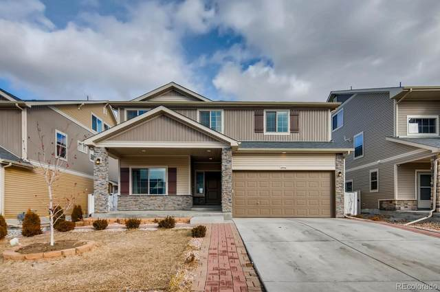 4956 Dunkirk Street, Denver, CO 80249 (#5831050) :: Hudson Stonegate Team